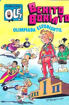 Colección Olé! Benito Boniato (Rústica 68 pp) #6