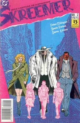 Skreemer (Grapa, 32 páginas (1992-1993)) #2