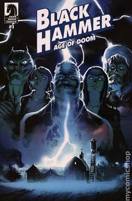 Black Hammer: Age of Doom (Variant Covers) (Comic book 28 pp) #1.1
