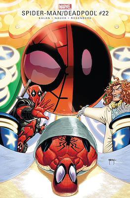 Spider-Man / Deadpool (Comic Book) #22