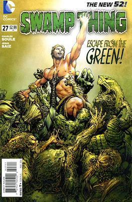 Swamp Thing vol. 5 (2011-2015) #27