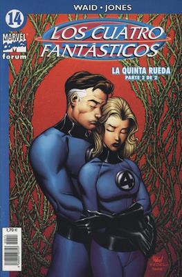 Los 4 Fantásticos Vol. 5 (2003-2004) (Grapa 24 pp) #14