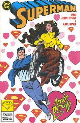 Superman: El hombre de acero / Superman Vol. 2 (Grapa 36 pp) #31