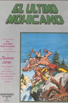 Colección Mundi Comics Clásicos (Grapa) #3
