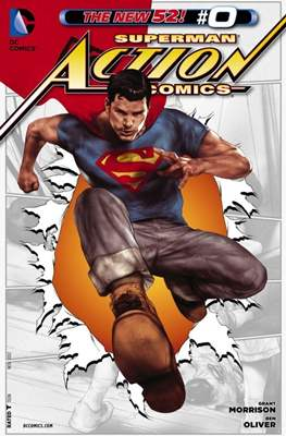 Action Comics Vol. 2 (2011-2016)