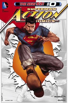 Action Comics Vol. 2 (2011-2016) #0