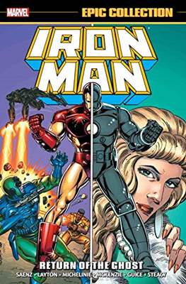 Iron Man Epic Collection (Softcover) #14