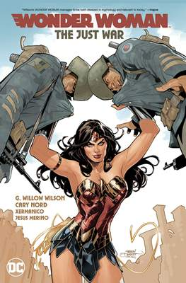 Wonder Woman Vol. 5 (2016-) (Softcover) #10