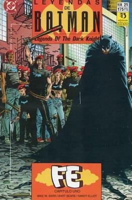 Leyendas de Batman. Legends of the Dark Knight (Grapa (1990)) #21