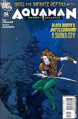 Aquaman Vol. 6 / Aquaman: Sword of Atlantis (2003-2007) (Saddle-stitched) #52