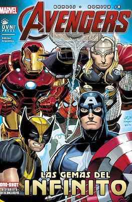 Avengers: Las Gemas del Infinito