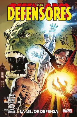 Los Defensores: La mejor defensa. 100% Marvel