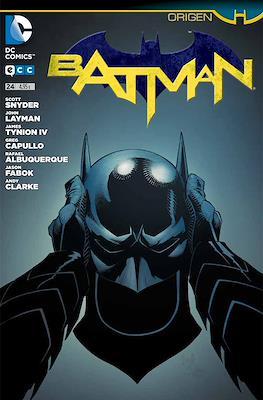 Batman: Nuevo Universo DC / Renacimiento (Grapa) #24