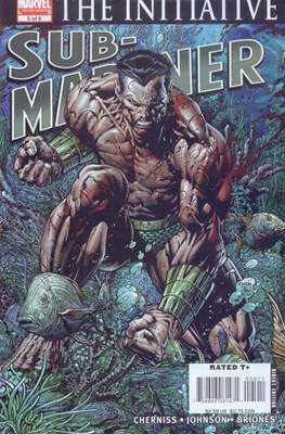 Sub-Mariner Vol. 2 (Comic-Book) #5