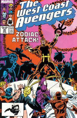West Coast Avengers Vol. 2 (Comic-book. 1985 -1989) #26