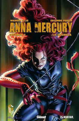 Anna Mercury: La Cuchilla