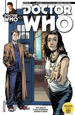 Doctor Who: The Tenth Doctor (Comic Book) #15