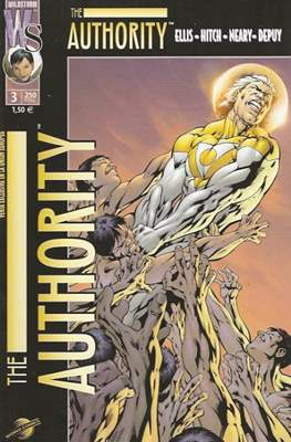 The Authority Vol. 1 (2000-2003) (Grapa 28 pp) #3