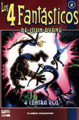 Coleccionable Los 4 Fantásticos de John Byrne (2002) (Rústica 80 pp) #2