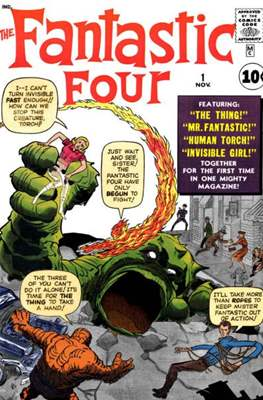 Fantastic Four Vol. 1 (1961-1996)