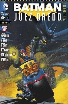 Batman / Juez Dredd (Rústica 160-144 pp) #1