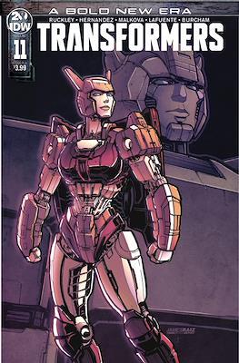 Transformers (2019) (Comic Book) #11