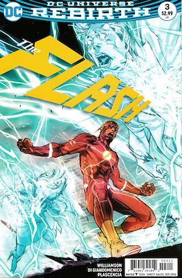 The Flash Vol. 5 (2016-2020) #3