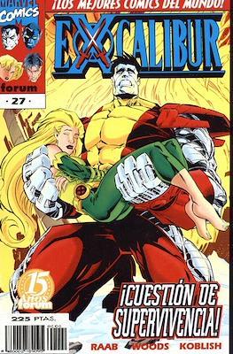 Excalibur Vol. 2 (1996-1999) (Grapa 24 pp) #27