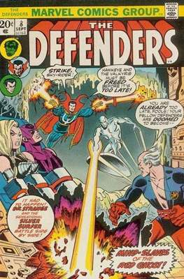 The Defenders vol.1 (1972-1986) #8