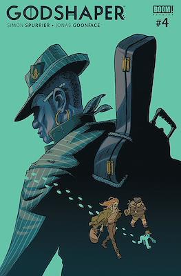 Godshaper (Comic-book) #4
