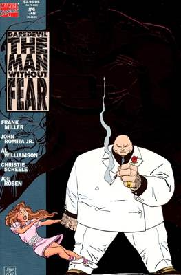 Daredevil: The Man Without Fear (Comic Book) #4