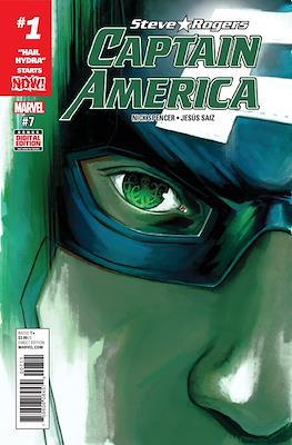 Captain America: Steve Rogers (Comic-book) #7