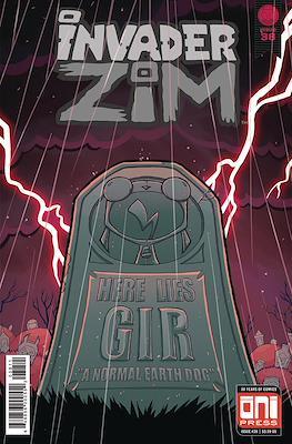 Invader Zim (Comic Book) #38