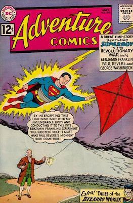 New Comics / New Adventure Comics / Adventure Comics (1935-1983; 2009-2011) (Saddle-Stitched) #296