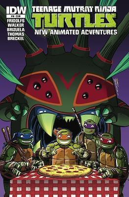 Las nuevas aventuras de las Tortugas Ninja #10