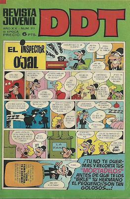 DDT (1967-1978) (Grapa) #213