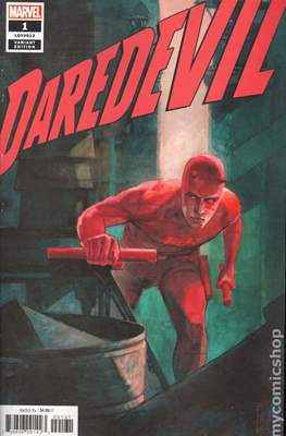 Daredevil Vol. 6 (2019- Variant Cover)
