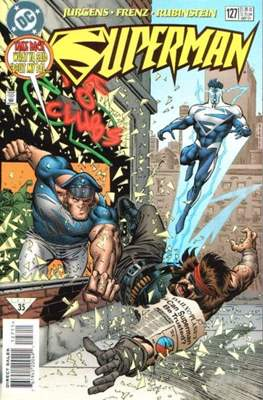 Superman Vol. 2 (1987-2006) (Comic Book) #127