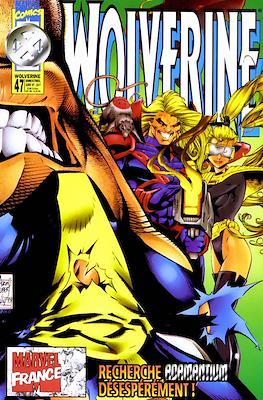 Serval / Wolverine Vol. 1 (Agrafé) #47