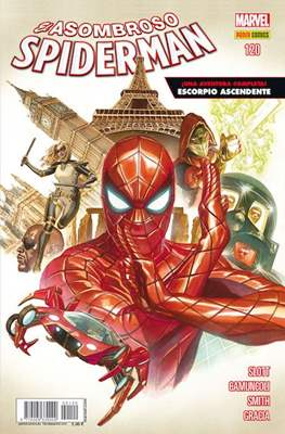 Spiderman Vol. 7 / Spiderman Superior / El Asombroso Spiderman (2006-) (Rústica) #120