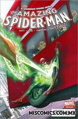 The Amazing Spider-Man (2016-2019) #5