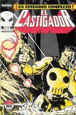 El Castigador (1988-1991) (Grapa 24 pp) #2