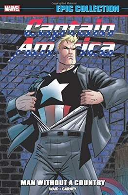 Captain America Epic Collection (Softcover) #22