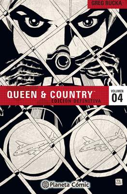 Queen & Country (Rústica 376-344 pp) #4