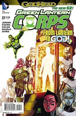 Green Lantern Corps Vol. 3 (2011-2015) (Comic-Book) #37