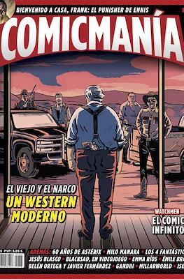 Comicmanía (Revista 100 pp) #5