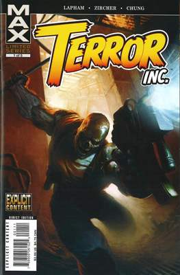Terror Inc. Vol. 2 #1