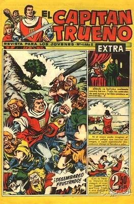 El Capitán Trueno Extra (Grapa, 40 páginas (1960-1968)) #43