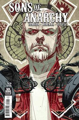 Sons of the Anarchy (Comic Book) #22