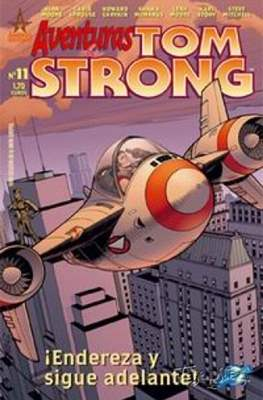 Aventuras de Tom Strong (2003-2004) (Grapa 24-32 pp) #11